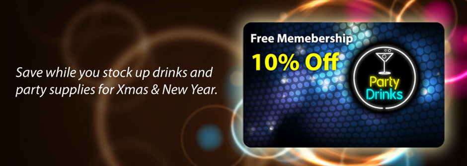 Join our Free Membership and get 10% OFF